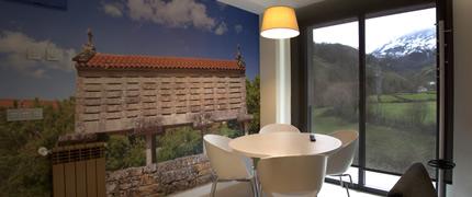 Apartamentos turísticos Las Vegas de Cardeo - Apartamento Galicia