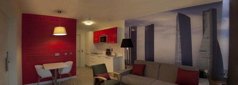 Apartamentos tur sticos las vegas de cardeo madrid las vegas de cardeo - Apartamento turistico madrid ...