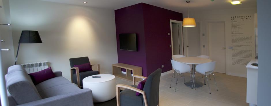 Apartamentos turísticos Las Vegas de Cardeo - Apartamento Murcia