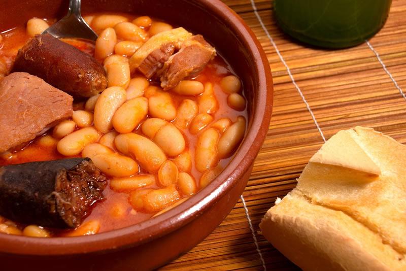 Gastronom a asturiana apartamentos tur sticos las vegas for Asturias cuisine