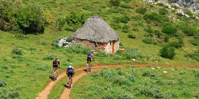 Rutas cicloturistas por Asturias